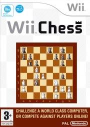 Carátula de Wii Ajedrez - Wii