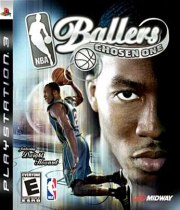 Carátula de NBA Ballers: Chosen One - PS3