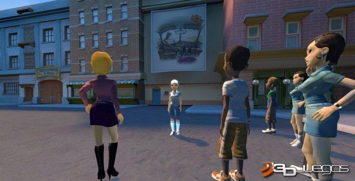 Leisure Suit Larry Box Office Bust - Primer contacto