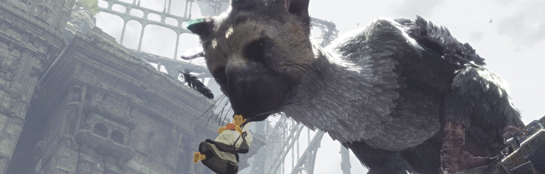 Análisis The Last Guardian