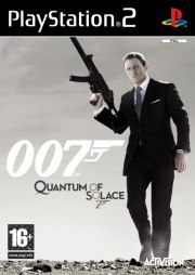 James Bond: Quantum of Solace PS2