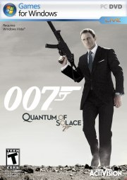 James Bond: Quantum of Solace PC