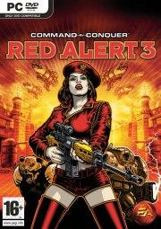 Carátula de C&C: Red Alert 3 - PC