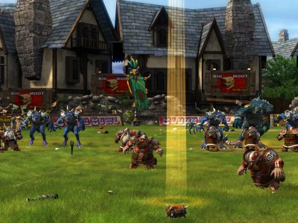 Blood Bowl an�lisis