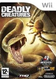 Carátula de Deadly Creatures - Wii