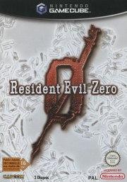 Resident Evil Zero GC