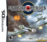 Carátula de Spitfire Heroes - DS