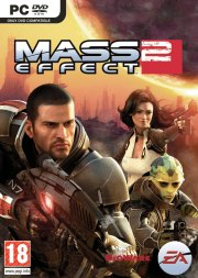 Car�tula oficial de Mass Effect 2 PC