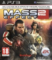 Carátula de Mass Effect 2 - PS3