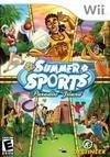 Carátula de Summer Sports - Wii