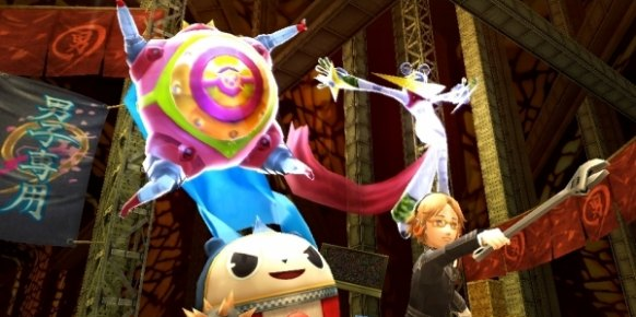 Persona 4 The Golden an�lisis