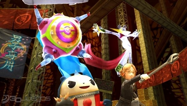 Persona 4 The Golden - An�lisis