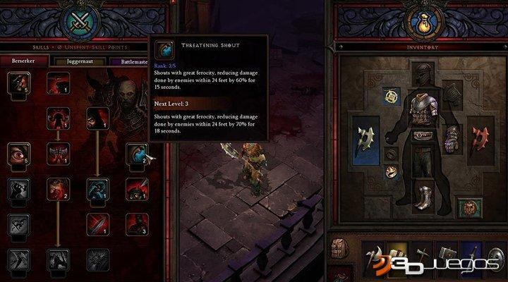 Diablo III - Avance