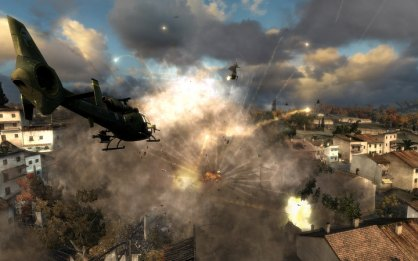 World in Conflict Soviet Assault análisis