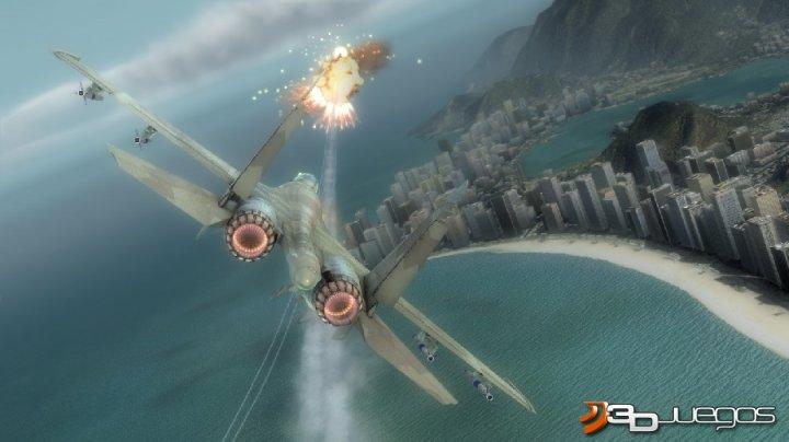 Tom Clancy's HAWX - Impresiones multijugador