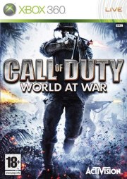 Carátula de Call of Duty: World at War - Xbox 360