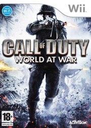 Carátula de Call of Duty: World at War - Wii
