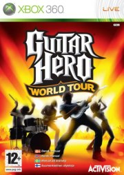Carátula de Guitar Hero World Tour - Xbox 360