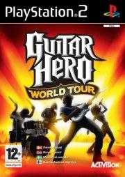 Carátula de Guitar Hero World Tour - PS2