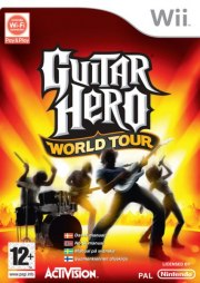 Carátula de Guitar Hero World Tour - Wii