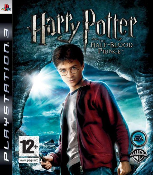 Harry Potter Y El Misterio Del Principe Para Ps3 3djuegos