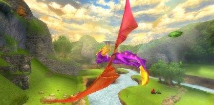 Spyro La Fuerza del Dragón an�lisis