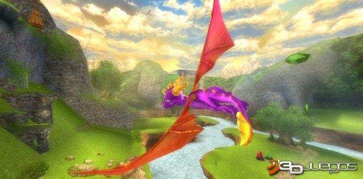 Spyro La Fuerza del Dragón - An�lisis