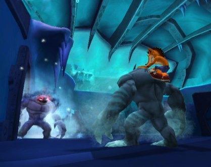 Crash ¡Guerra al Coco-Maniaco!: Primer contacto
