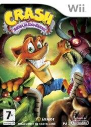 Carátula de Crash: ¡Guerra al Coco-Maniaco! - Wii