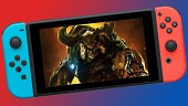 DOOM en Nintendo Switch ya compatible con control de movimiento