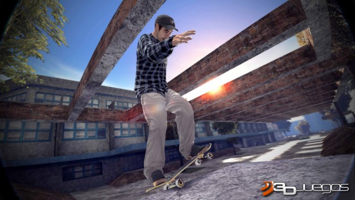 Skate 2 - An�lisis
