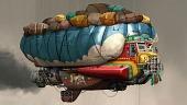 Beyond Good & Evil 2 muestra sus vehículos en nuevo arte conceptual