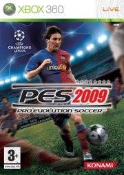 Carátula de PES 2009 - Xbox 360
