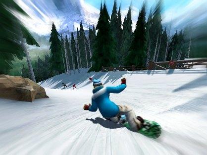 Shaun White Snowboarding an�lisis