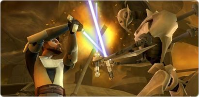 Star Wars Clone Wars, el sable láser se hace esperar hasta Navidades