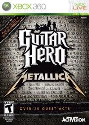Carátula de Guitar Hero: Metallica - Xbox 360