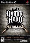 Carátula de Guitar Hero: Metallica - PS2