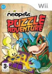 Carátula de Neopets: Puzzle Adventure - Wii