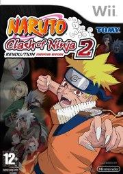 Carátula de Naruto: Clash of Ninja Revolution 2 - Wii
