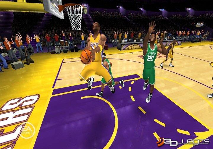 NBA Live 09 - An�lisis