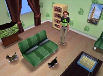 Los Sims 2 Vecinos y mascotas an�lisis