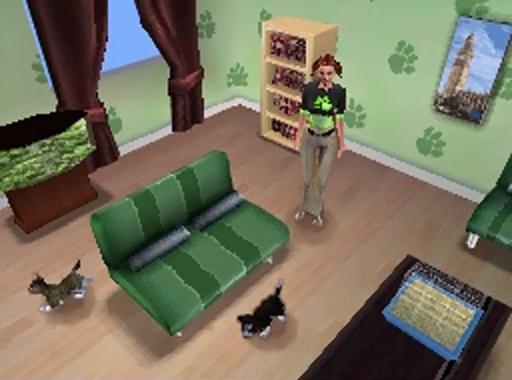 Los Sims 2 Vecinos y mascotas - An�lisis