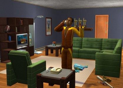 Los Sims 2 Comparten piso PC