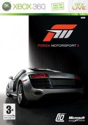Carátula de Forza Motorsport 3 - Xbox 360