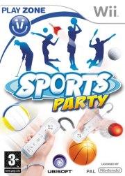 Carátula de Sports Party - Wii