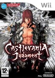 Carátula de Castlevania Judgment - Wii