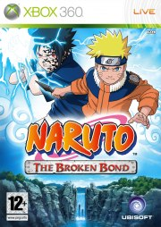 Carátula de Naruto: The Broken Bond - Xbox 360