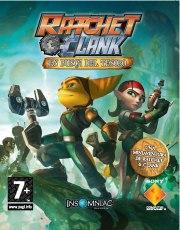 Carátula de Ratchet & Clank: En Busca del Tesoro - PS3
