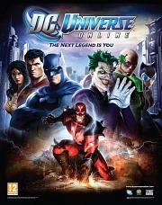 Carátula de DC Universe Online - Nintendo Switch