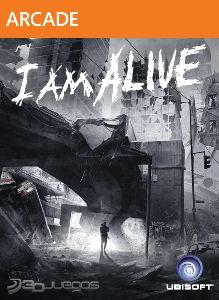 Car�tula de I am Alive